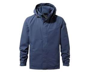 Craghopper Aldwick Gore-tex jacket including delivery £67.70 @ https://www.craghoppers.com