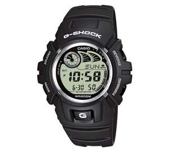 G-Shock Men's E-Data Memory Grey Dial Strap Watch - £30.99 @ Argos
