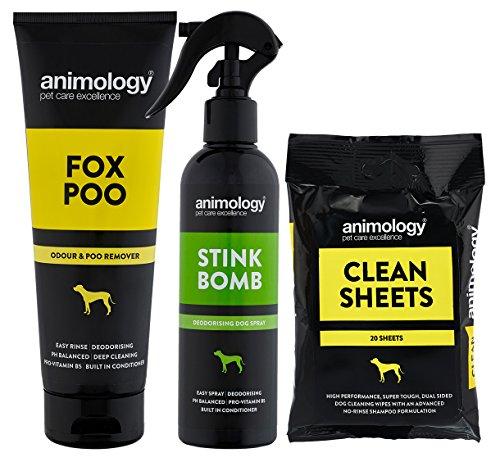 Animology Fox Poo Kit £8.98 for Prime members / £8.53 S&S / £8.98 Prime / £13.73 non Prime @ Amazon