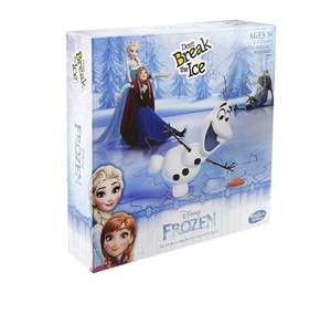 Frozen Don't Break The Ice from Hasbro Gaming , £8.54 delivered prime / £12.53 non prime Sold by Mytoyfactory and Fulfilled by Amazon.