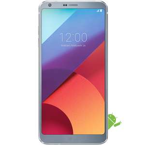 LG G6 Ice Platinum - £344.97 @ Laptops Direct