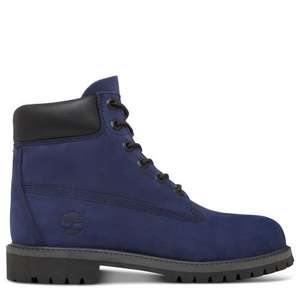 Junior 6-Inch Premium Boot Night Blue - £57 + FREE Delivery @ Timberland