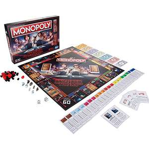 Stranger Things Monopoly £22.50 delivered @ Amazon