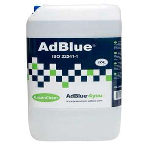 Greenchem Adblue 10Ltr £9.45 WITH CODE @ EuroCarParts