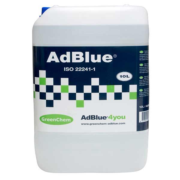 Greenchem Adblue 10ltr 9 45 With Code Eurocarparts Eurocarparts