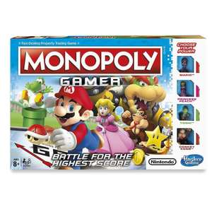 Nintendo Monopoly £16.84 Prime £20.83 Non Prime Sold by Fun Collectables and Fulfilled by Amazon.