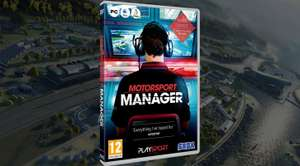 Motorsport Manager @Steam - just £6.24
