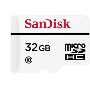 SanDisk 32GB High Endurance Video Monitoring Micro SDHC Memory Card £16.93 @ MyMemory Store Ebay