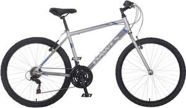 "Dawes XC18 Rigid Mountain Bike 16"" frame 2017 £144 @ Tredz - Free Postage"