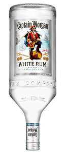 Captain Morgan's White Rum, 1.5L (Magnum) @ JJ's Off Sales, High Street, Glasgow, £21 In Store