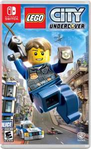Lego City Undercover - Switch (DIGITAL) $15 (US eShop) (£10.61/£14.34)