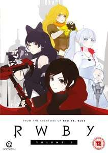 RWBY volume 2 DVD £6.49 (+ 99p delivery) @ Zavvi