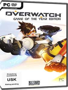 Overwatch - Game of the Year Edition @ MMOGA for £20.66 as a downloadable key