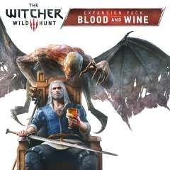 Witcher 3 Blood and Wine DLC £7.99 @ PSN/Amazon