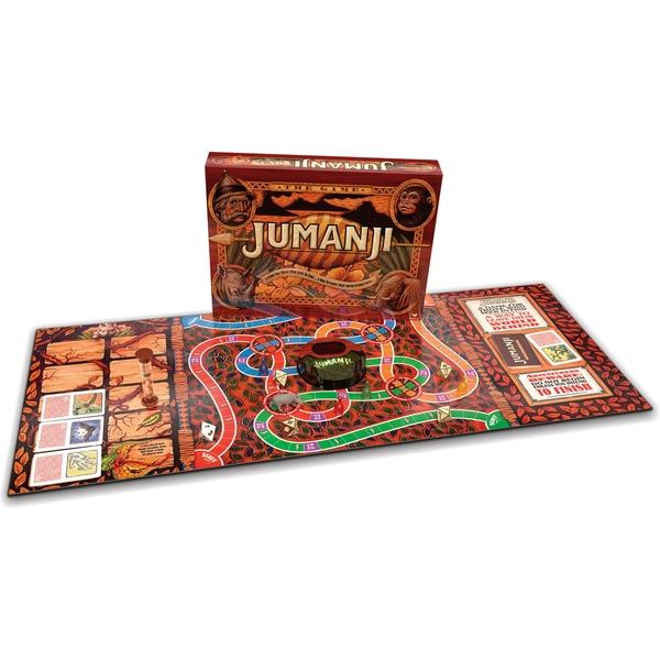 Jumanji board Game only £16.99 @ Smyths toys