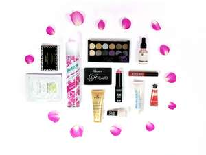Date Night Beauty Box (contents worth £100) now £17.45 delivered w/code @ Latestinbeauty