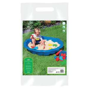 Carousel Lets Play Outdoor Sand 10Kg £2.50 each or 2 for £4 at Tesco Groceries