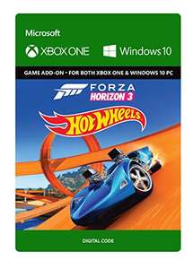 Forza Horizon 3 Hot Wheels DLC [Windows 10/Xbox One] Download code £7.15 Amazon