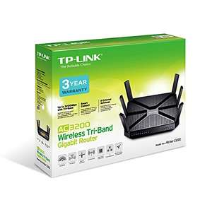 TP-Link AC3200 router £99.98 Amazon