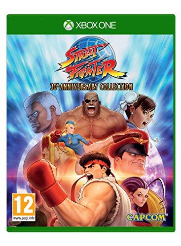 Street Fighter 30th Anniversary Collection (pre-order) [PS4/Xbox One] £22.99 (Prime) £24.99 (non-Prime) at Amazon