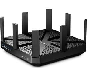 TP-Link AD7200 Multi-Band Wireless MU-MIMO Gigabit Cable Gaming Router - £319.99 + £10 gift card with home del. over £200 @ Currys