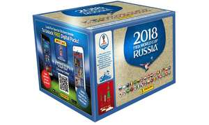 The new Panini stickers - 65p/pack x100 (rrp is 80p this year) £65 @ Groupon