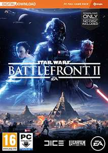 Star Wars Battlefront II PC - Code in a box - £17.83 (Prime) £19.82 (Non Prime) @ Amazon
