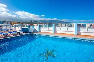 4* All inclusive holiday to Tenerife Trianflor hotel in Puerto de la Cruz for 2 people on the 20th June for £716.67 via Onthebeach