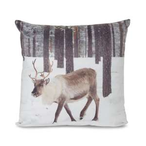 REINDEER MULTICOLOUR CUSHION