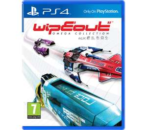 WipEout: Omega Collection (PS4) for £13.49 delivered @ Currys