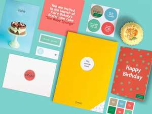 Free Moo Stationary
