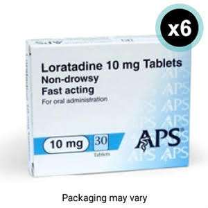 Time to post the Loratadine (Clarityn alternative) deal again £4.79 at Pharmacy First.  6 months' supply.