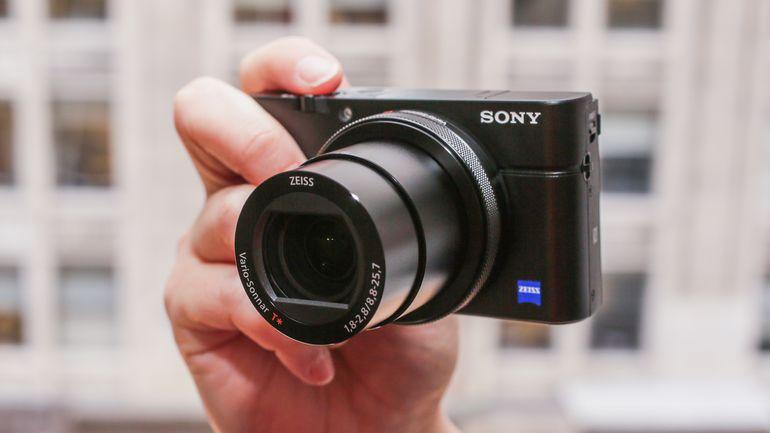 Sony RX100 Digital Camera - £222 used - like new @ Amazon warehouse