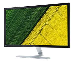 Acer RT280K 28-inch UHD Monitor (TN panel, FreeSync, 60Hz, 1ms, DP, HDMI, DVI) £219 Dispatched from and sold by Ebuyer UK Limited - Amazon