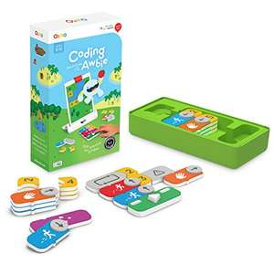 Osmo Coding Awbie £32.99 and Osmo Coding Jam £33.49 @ Amazon (Deal of the Day)