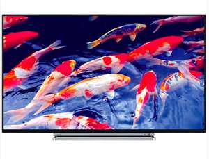 "Toshiba 49U6763DB 49"" Smart LED TV WiFi 4K  12 month warranty Refurb - £312 delivered at  Tesco outlet eBay"