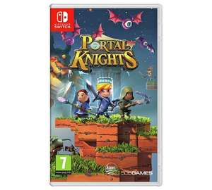 Portal Knights - Nintendo Switch £20.99 @ Argos