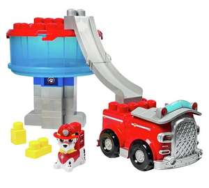 PAW Patrol Ionix Jr. Construct the Lookout Tower (was £26.99) Now £12.99 at Argos