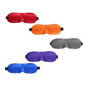 cheap eye shade handy for longhaul flights better than the cheap nylon ones from poundshop etc 73p @ Tomtop