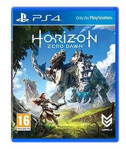 Horizon Zero Dawn £13.49 (PS4) @ Amazon with Prime / £15.48 non prime