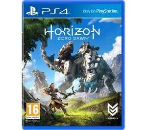 Horizon Zero Dawn PlayStation 4 £13.49 @ Currys ebay