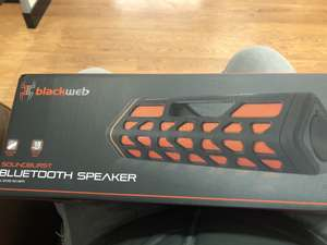 Blackweb soundburst speaker £6 @ Asda Team valley