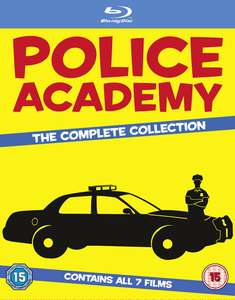 Police Academy: The Complete Collection £14.99 @ HMV