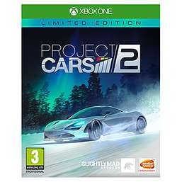Project Cars 2 Limited Edition Xbox One £25.99 delivered @ Game