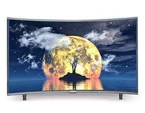 65inch 4K Akai curved TV - 2 year Guarantee £679 Dispatched from and sold by Tvsandmore - Amazon
