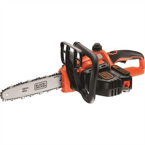 BLACK+DECKER 18 V Lithium-Ion 25 cm Chainsaw £115.99 @ Amazon