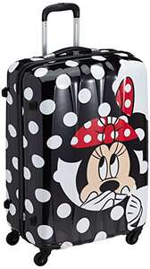 Disney Amercian Tourister suitcase 75cm/87l (used like new) £68.42 @ Amazon Warehouse