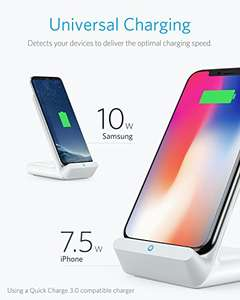 New Anker PowerWave Wireless Chargers 15-20% OFF - Sold by AnkerDirect and Fulfilled by Amazon
