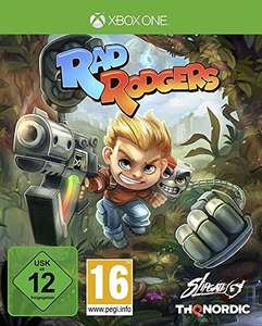 Rad Rodgers: World One (Xbox One) £9.99 prime / £11.19 non prime  @ amazon