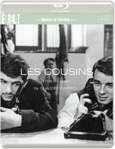 LES COUSINS [THE COUSINS] (Masters of Cinema) (Blu-ray) - £5.99 (Prime) £7.98 (Non Prime) @ Sold by bestmediagroup and Fulfilled by Amazon